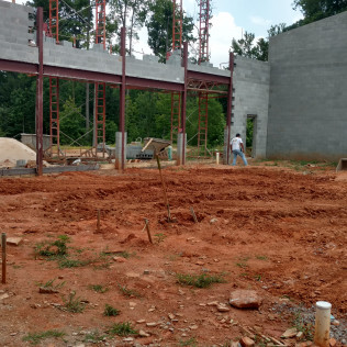 industrial facility construction buford ga
