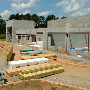 commercial construction services buford ga